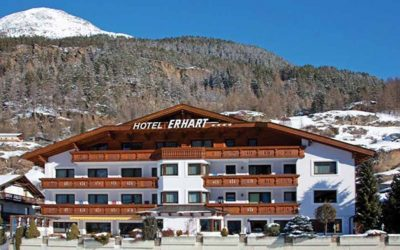 Hotel Erhart ⭐⭐⭐⭐