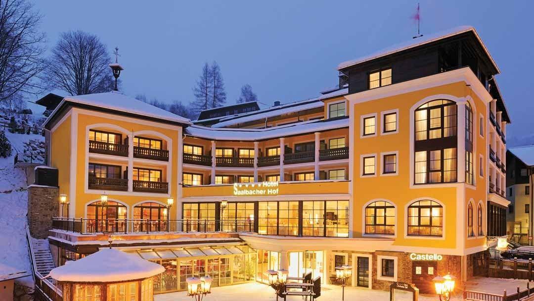 Hotel Saalbacher Hof ⭐⭐⭐⭐