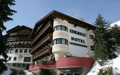 Hotel Alpina ⭐⭐⭐⭐
