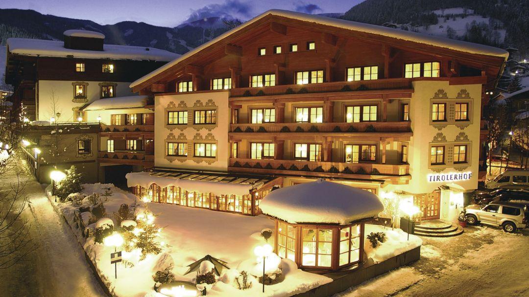 Tirolerhof Hotel ⭐⭐⭐⭐