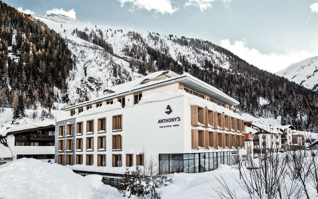 Anthonys Hotel ⭐⭐⭐⭐