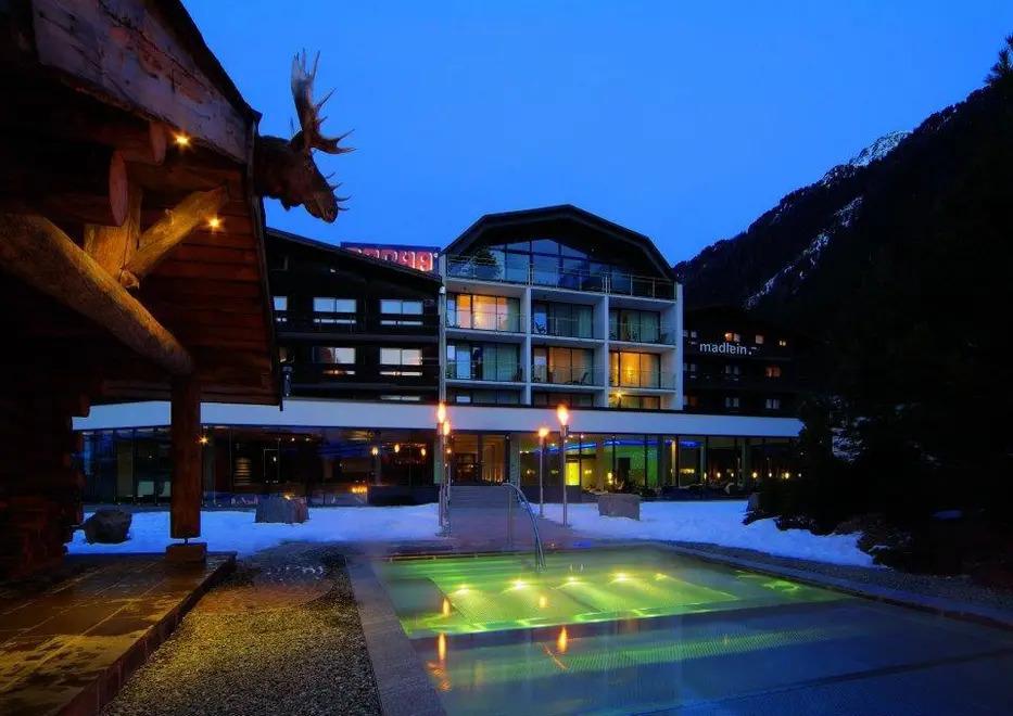 Hotel Madlein ⭐⭐⭐⭐