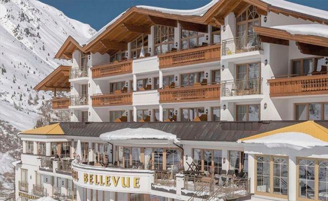 Hotel Bellevue ⭐⭐⭐⭐