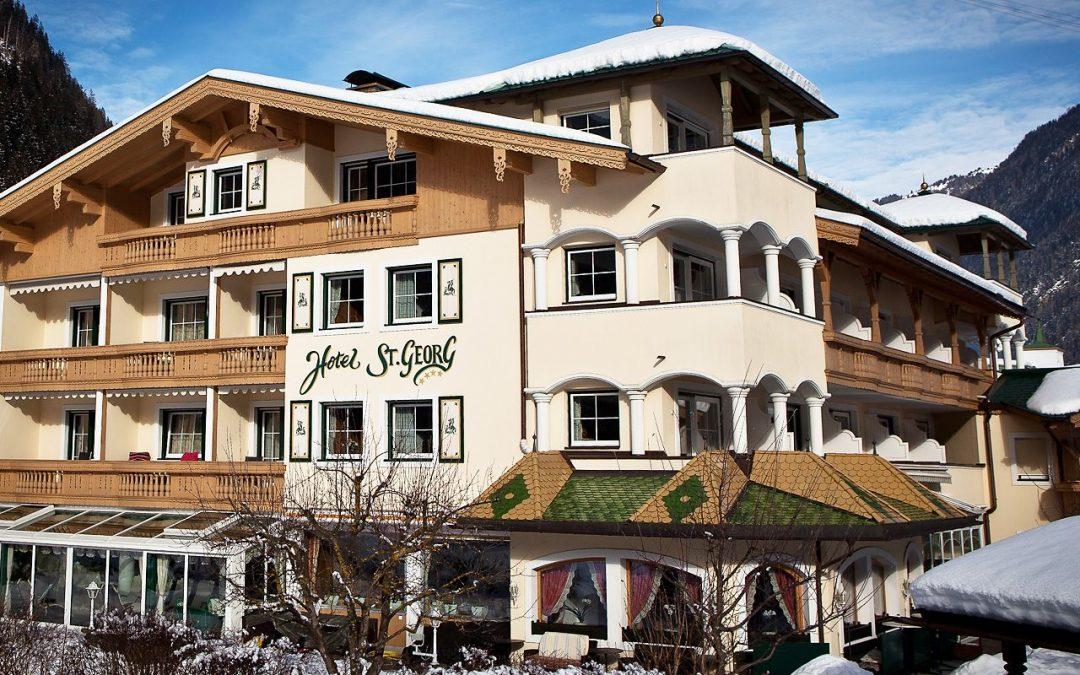 Hotel St Georg ⭐⭐⭐⭐