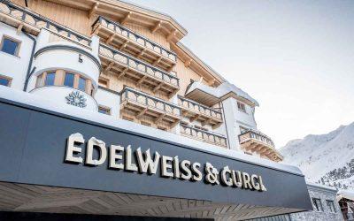 Hotel Edelweiss & Gurgl ⭐⭐⭐⭐