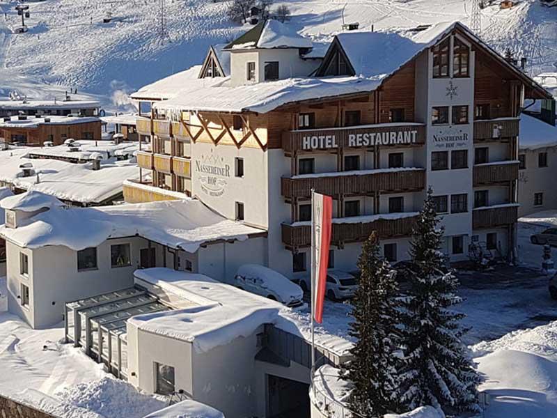 Hotel Nassereinerhof ⭐⭐⭐
