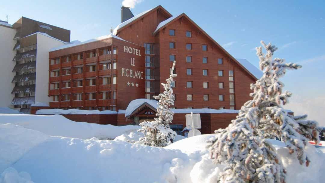 Hotel Pic Blanc ⭐⭐⭐⭐