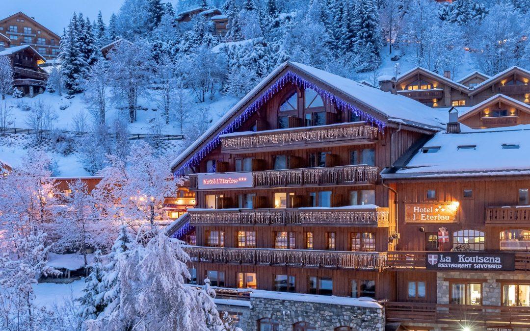 Hotel Eterlou ⭐⭐⭐