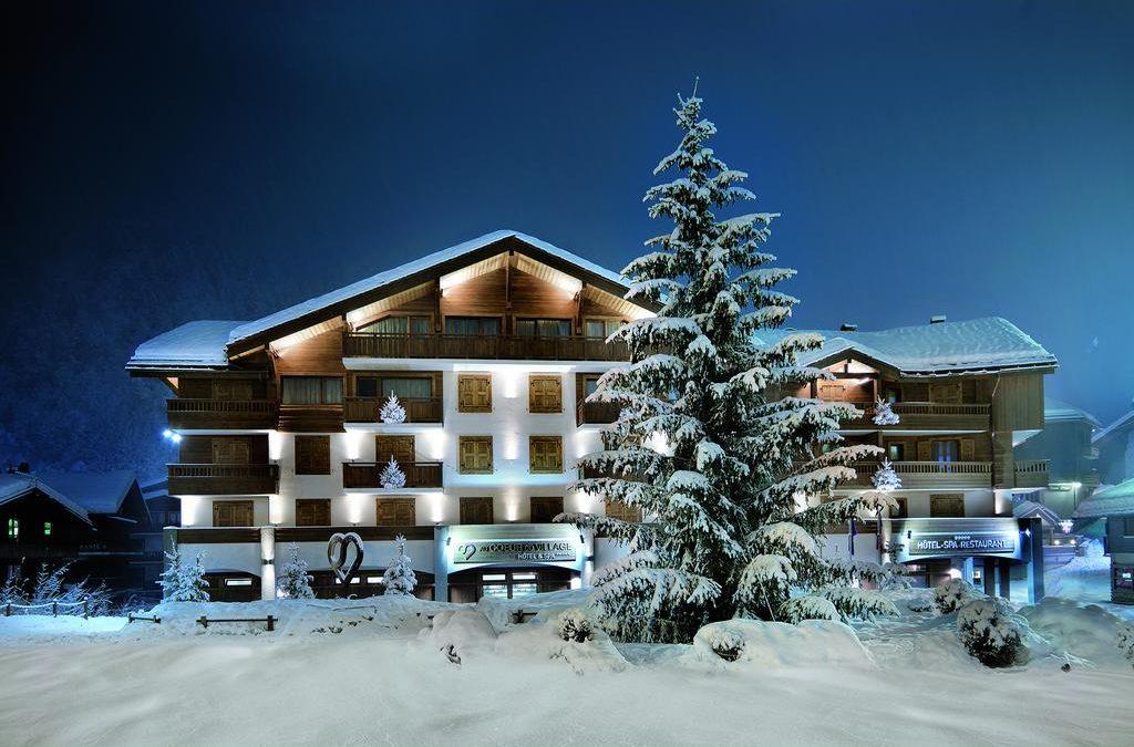 Hotel Coeur du Village, La Clusaz ⭐⭐⭐⭐⭐
