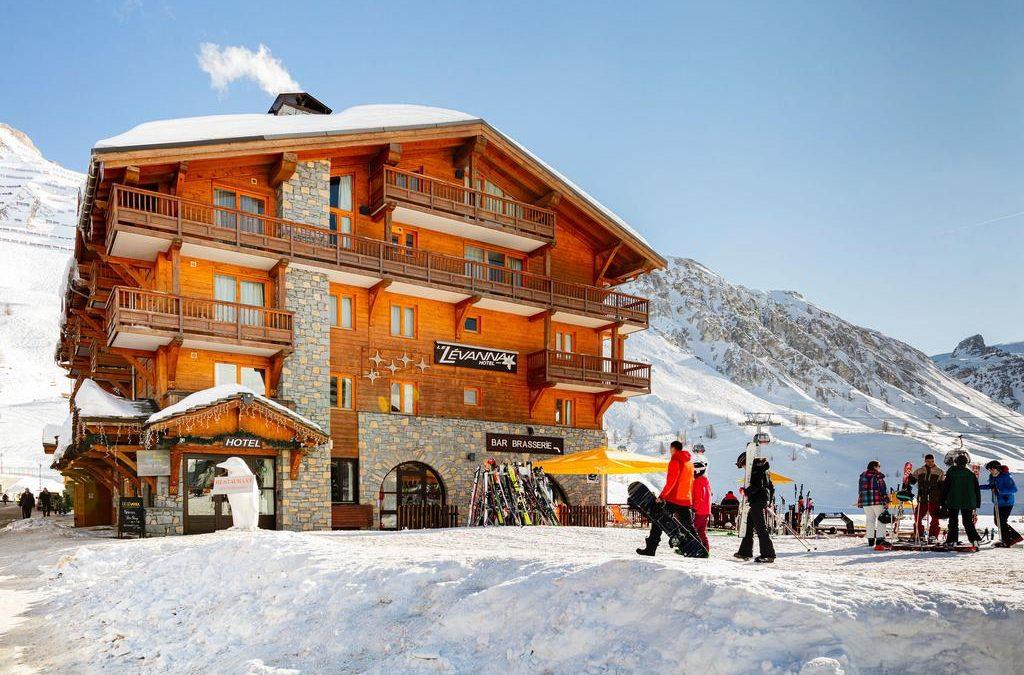 Hotel Levanna, Tignes 2100 ⭐⭐⭐