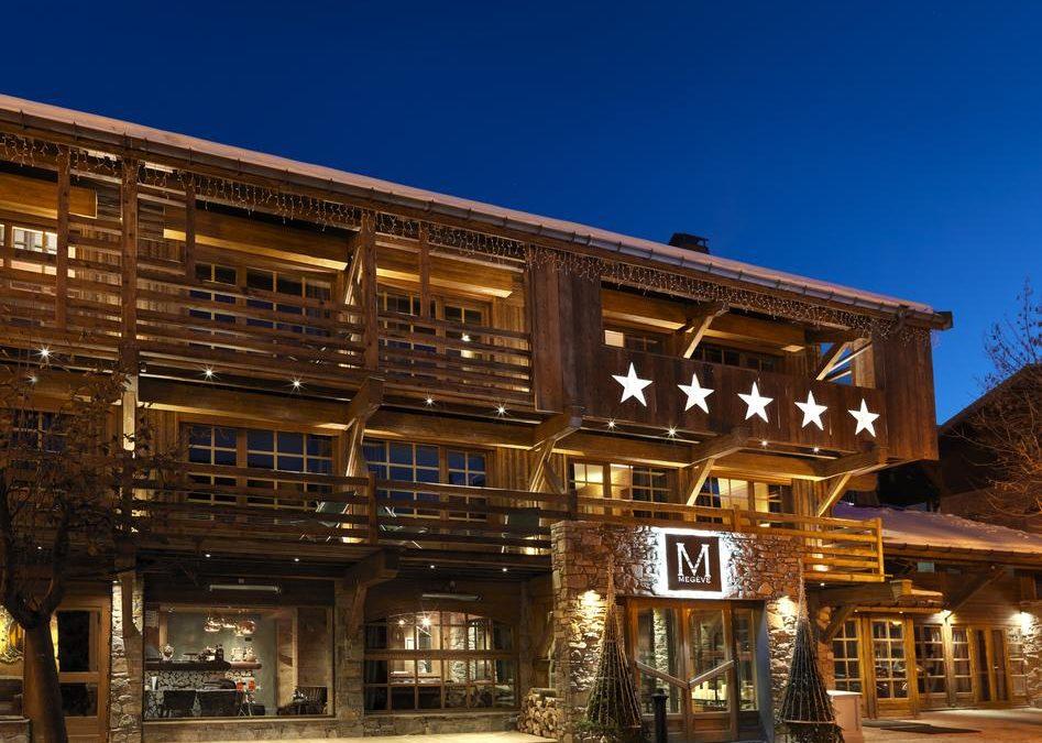 Hotel M, Megeve ⭐⭐⭐⭐⭐