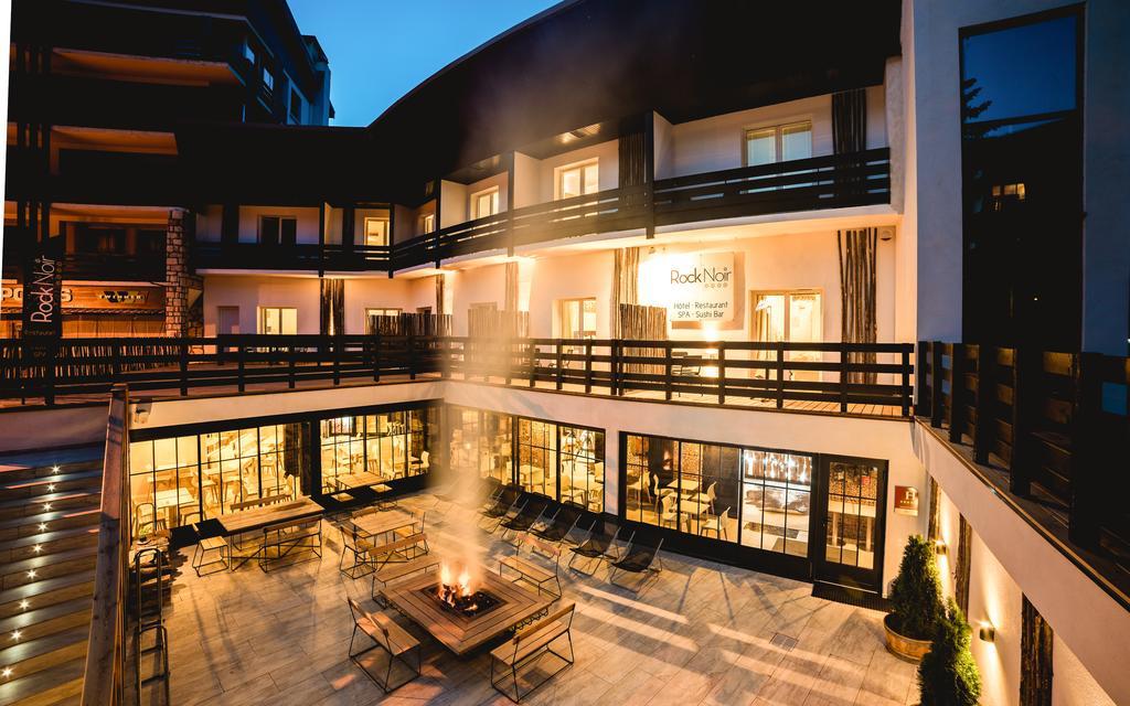 Hotel Rock Noir, Serre Chevalier ⭐⭐⭐⭐