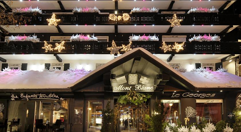 Hotel Mont Blanc, Megeve ⭐⭐⭐⭐