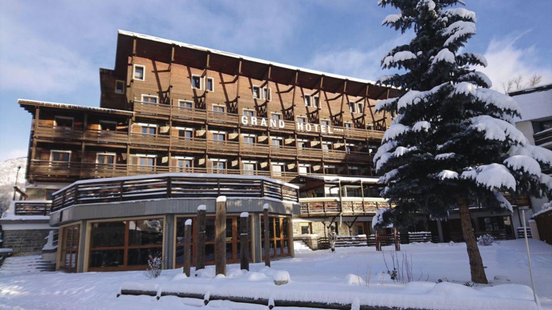 Grand Hotel, Serre Chevalier ⭐⭐⭐⭐