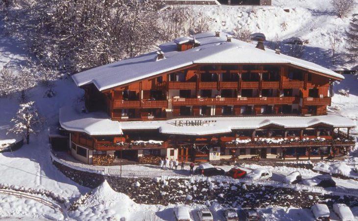 Hotel Le Dahu ⭐⭐⭐⭐