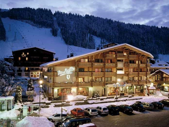 Hotel Les Airelles ⭐⭐⭐⭐