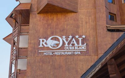 Royal Ours Blanc ⭐⭐⭐⭐
