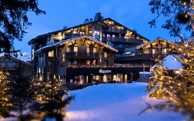 Hotel Barriere Les Neiges ⭐⭐⭐⭐⭐