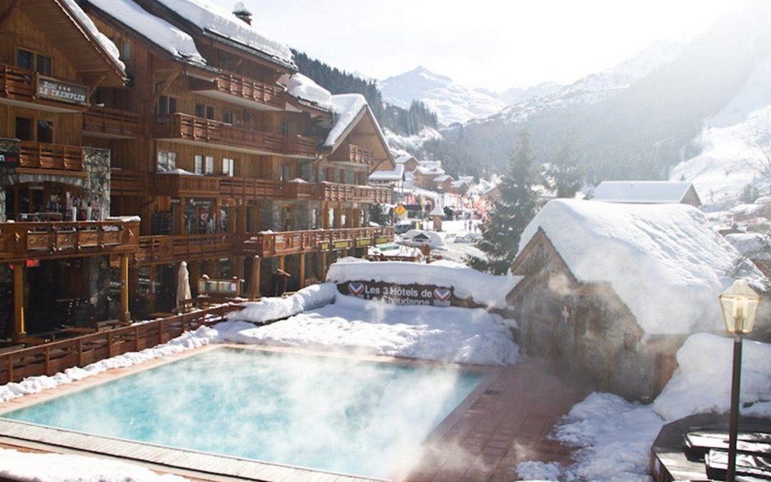 Hotel Le Tremplin ⭐⭐⭐⭐