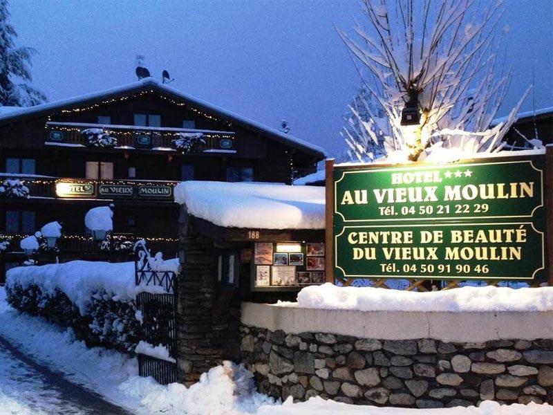 Hotel Au Vieux Moulin, Megeve ⭐⭐⭐
