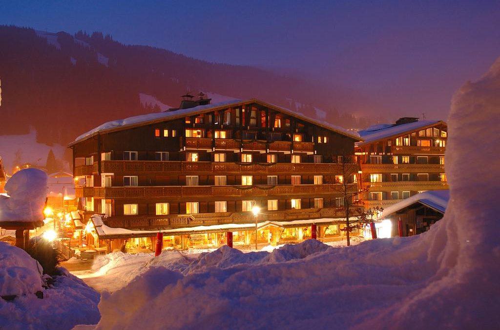 Hotel La Marmotte, Les Gets ⭐⭐⭐⭐
