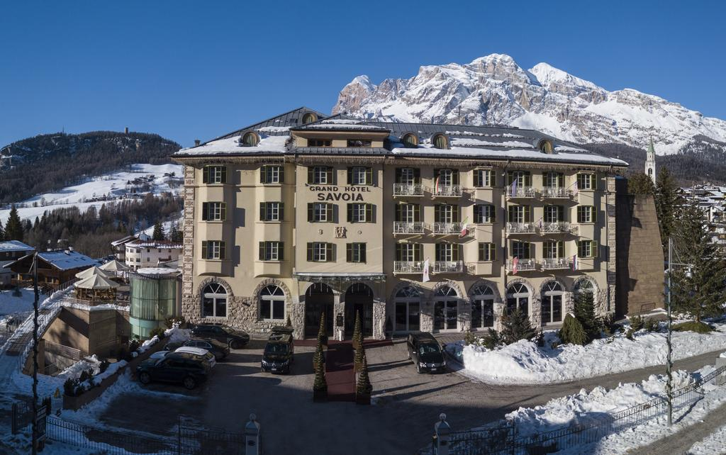 Grand Hotel Savoia, Cortina ⭐⭐⭐⭐⭐