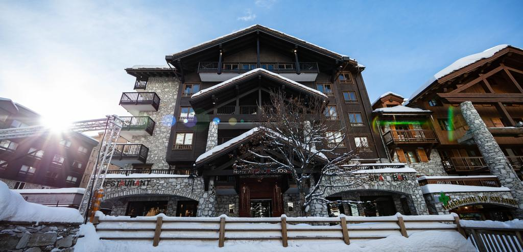 Hotel Avenue Lodge, Val d'Isere ⭐⭐⭐⭐⭐