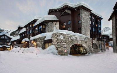 Hotel L'Aigle des Neiges, Val d'Isere ⭐⭐⭐⭐