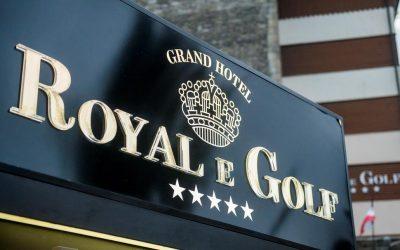 Grand Hotel Royal e Golf, Courmayeur ⭐⭐⭐⭐⭐