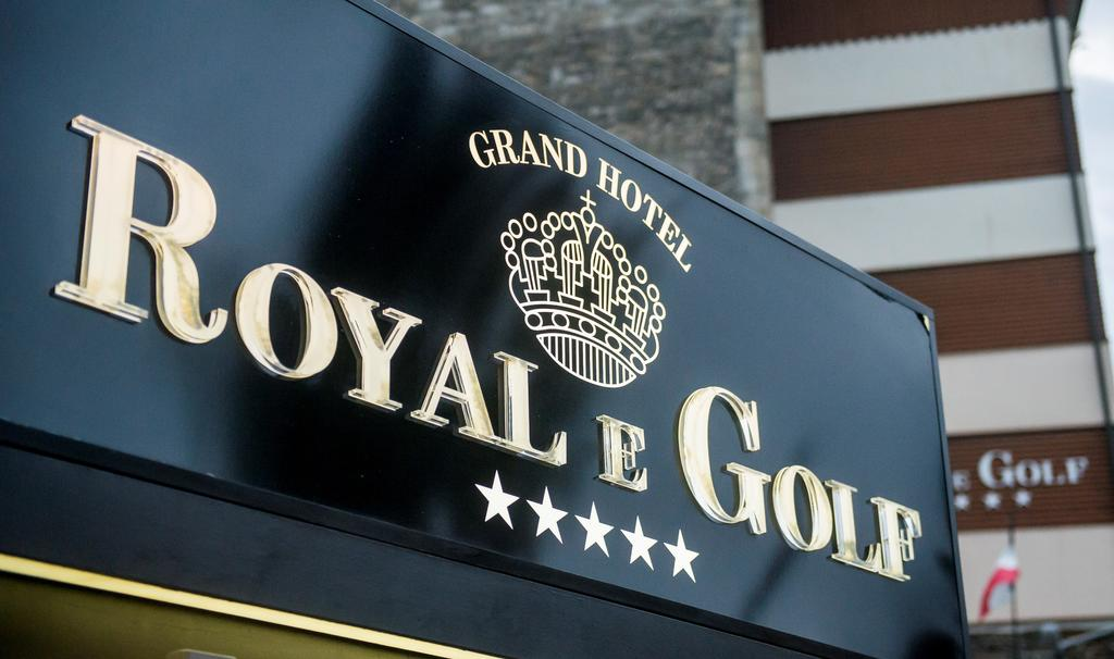 Grand Hotel Royal e Golf, Courmayeur ⭐⭐⭐⭐⭐