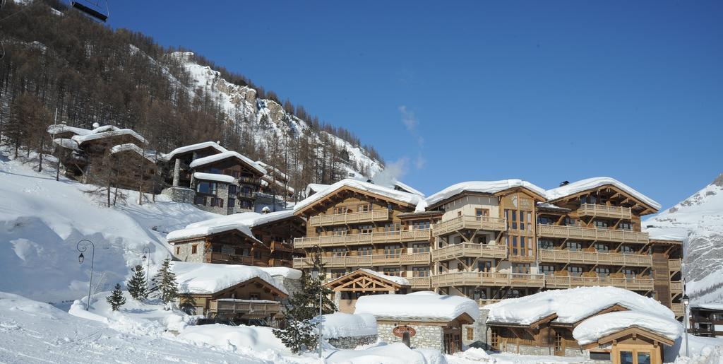 Les Barmes de l'Ours, Val d'Isere ⭐⭐⭐⭐⭐