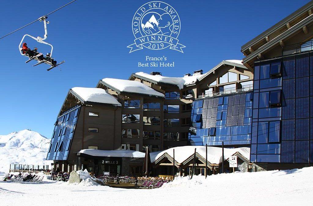 Hotel Altapura, Val Thorens ⭐⭐⭐⭐⭐