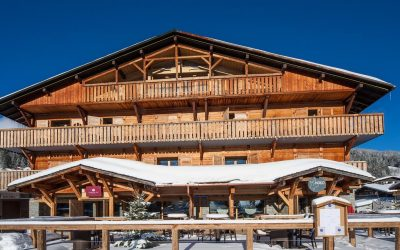 Hotel Chamois d'Or, Les Gets ⭐⭐⭐⭐