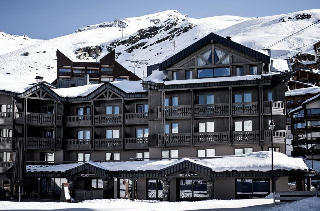 Hotel Le Fitz Roy, Val Thorens ⭐⭐⭐⭐⭐