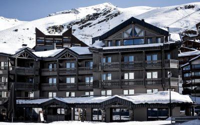 Hotel Le Fitz Roy, Val Thorens ⭐⭐⭐⭐⭐