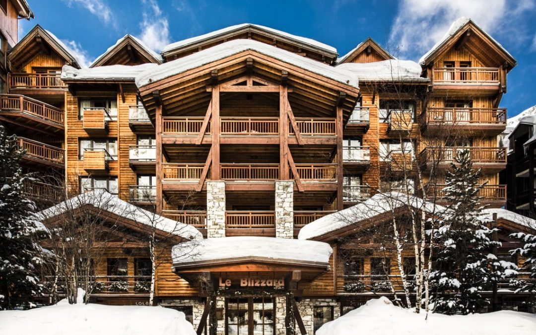 Hotel Le Blizzard, Val d'Isere ⭐⭐⭐⭐⭐
