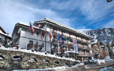 Hotel Cresta et Duc, Courmayeur ⭐⭐⭐⭐