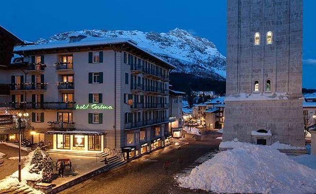Hotel Cortina, Cortina ⭐⭐⭐⭐