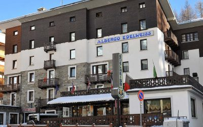 Hotel Edelweiss, Cervinia ⭐⭐⭐