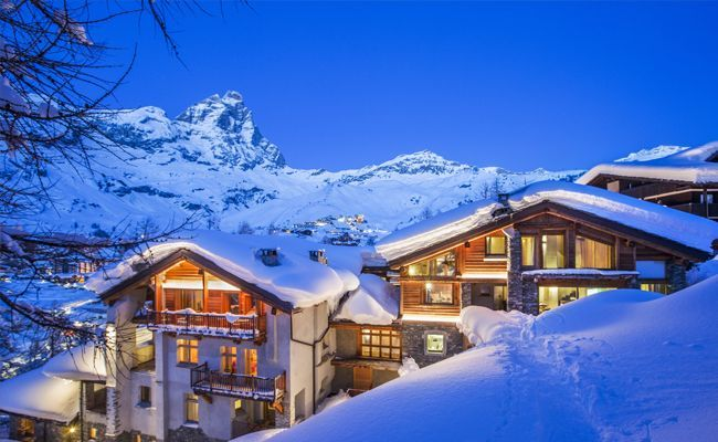 Saint Hubertus Resort, Cervinia ⭐⭐⭐⭐