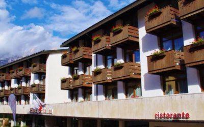 Hotel Cristallino, Cortina ⭐⭐⭐⭐
