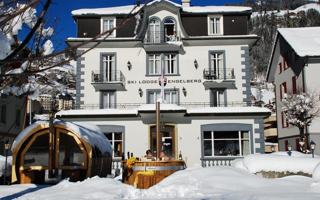 Ski Lodge, Engelberg ⭐⭐⭐