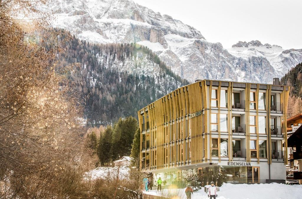 Mountain Design Hotel, Selva, Val Gardena ⭐⭐⭐⭐