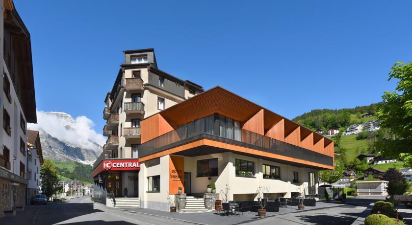 Hotel Central, Engelberg ⭐⭐⭐