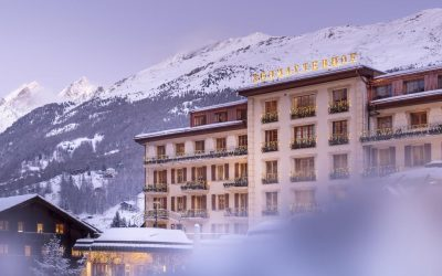 The Grand Hotel Zermatterhof, Zermatt ⭐⭐⭐⭐⭐
