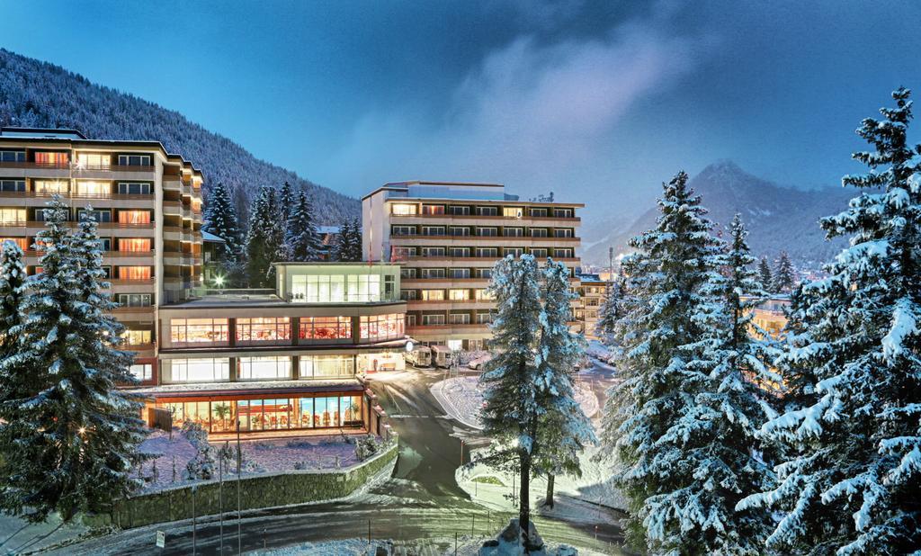Sunstar Hotel, Davos ⭐⭐⭐⭐