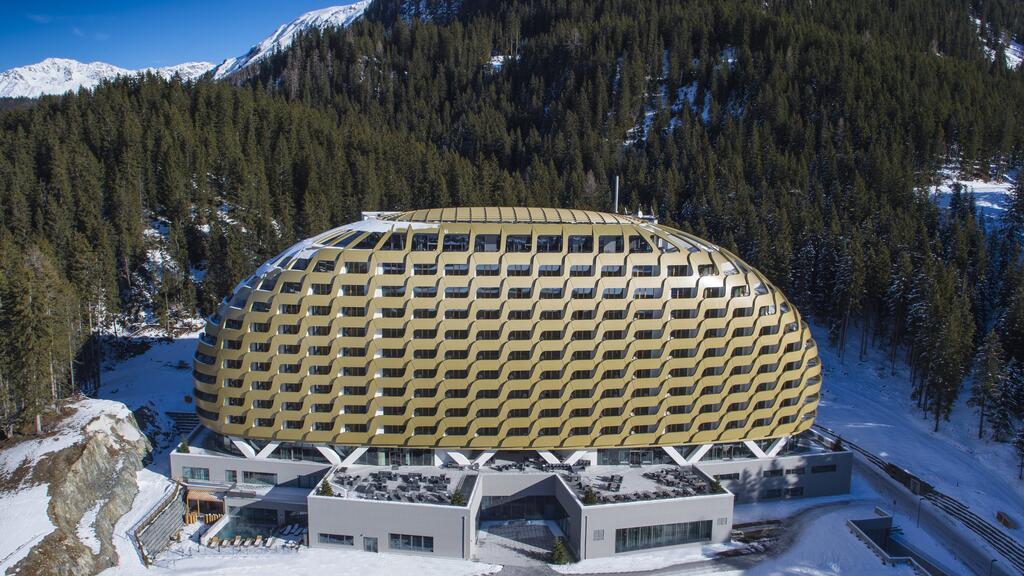 Intercontinental Davos Hotel, Davos ⭐⭐⭐⭐⭐