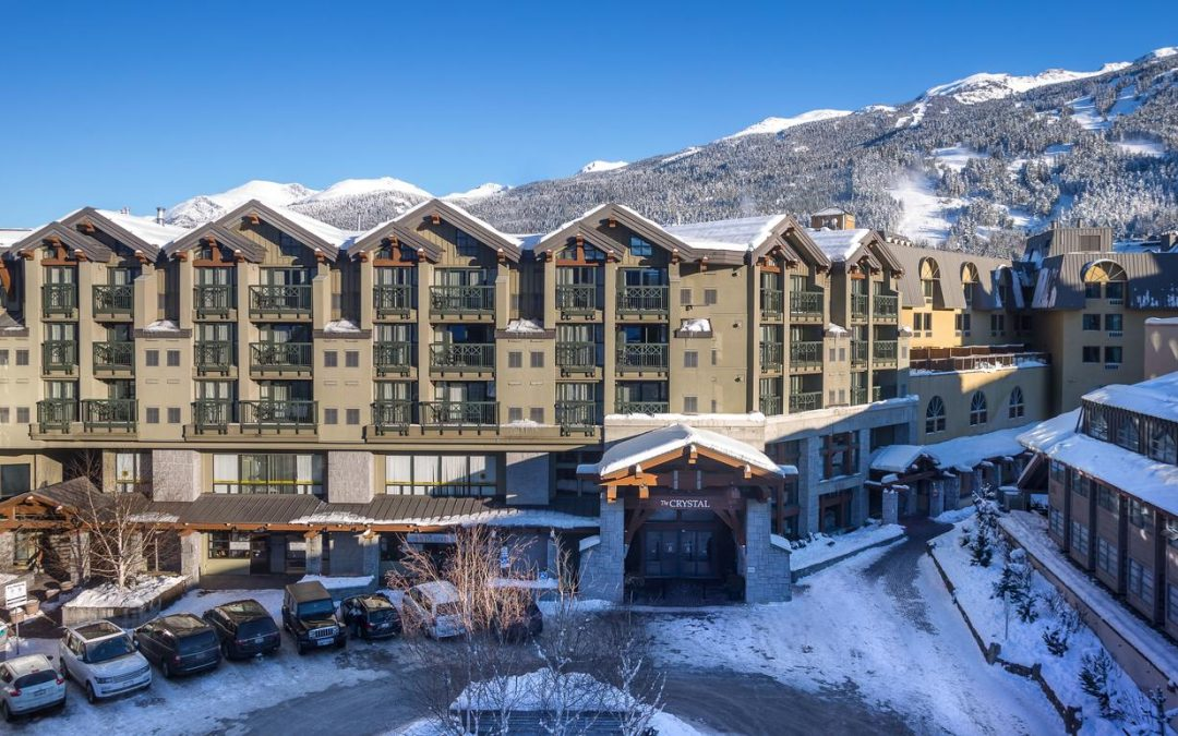 Crystal Lodge, Whistler ⭐⭐⭐⭐