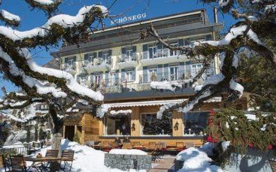 Hotel Schalnegg,  Wengen ⭐⭐⭐