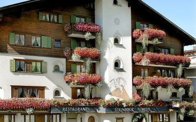 Hotel Steinbock, Klosters ⭐⭐⭐